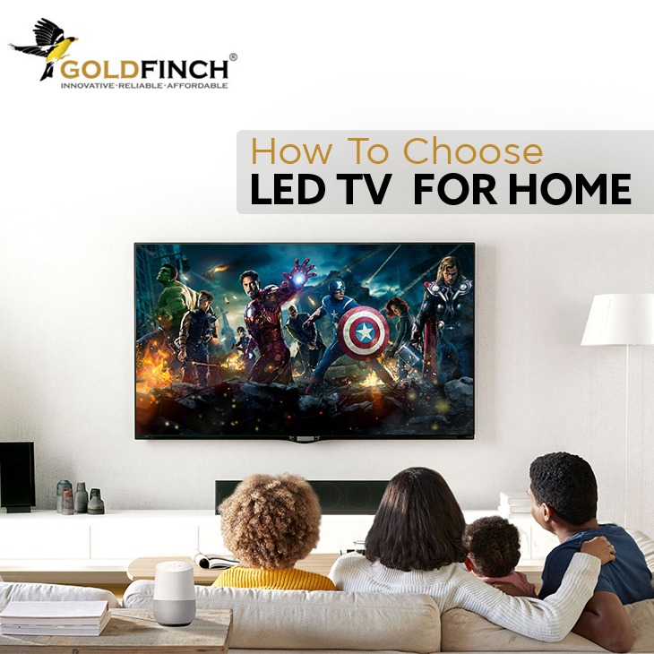 Flat Screen LED TV For Home And Hot Deals